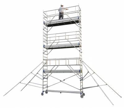 optirack rack pour echafaudage roulant generis 750 850 950. Black Bedroom Furniture Sets. Home Design Ideas